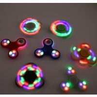 Gogo Işıklı Stres Çarkı (İthal) - Light Stress Wheel - Hand Spinner