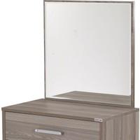 Alpino Aspendos Şifonyer Aynası (Şifonyer Hariç) - Cordoba / Opak Beyaz