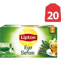 Lipton Bardak Poşet Bitki Ve Meyve Ça Ege Sefası 20'Li