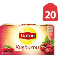 Lipton Kuşburnu Çayı Bardak Poşet 20 'li