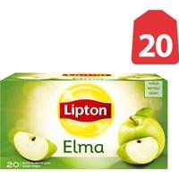 Lipton Bardak Poşet Bitki Ve Meyve Çayı Elma 20'Li