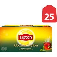 Lipton Bardak Poşet Çay Golden Ceylon 25'Li