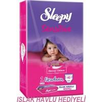 Sleepy Sensitive 1 Newborn 40 Adet (0-3 Kg)