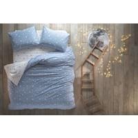 Hibboux by Yataş Dream Like A Star Ranforce Tek Kişilik Nevresim Takımı - Blue 160X220-30 Gün Deneme Süresi