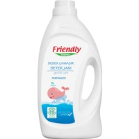 Friendly Organic Parfümsüz Bebek Çamaşır Detarjanı - 1000 ml