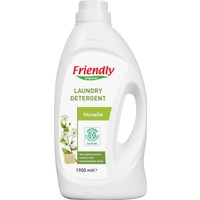 Friendly Organic Çamaşır Detarjanı - Marsilya - 1900 ml