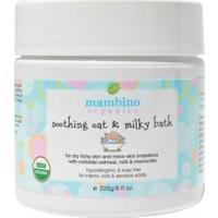 Mambino Organics Soothing Oat & Milky Bath