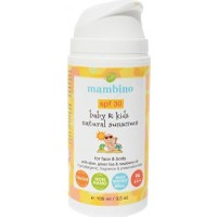 Baby&Kids Natural Mineral Sunscreen Spf30 Pa +++