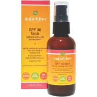 Face Natural Mineral Sunscreen Spf30