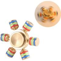 Smartsepet Metal Stres Çarkı Dümen Gun Find Spinner Pro Spinner