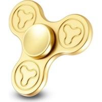 Smartsepet Metal Stres Çarkı Orjinal Gun Find Spinner Pro Spinner Gold