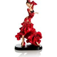 Vitale Bella Flamenco Ritim Tutan Dansçı Kadın