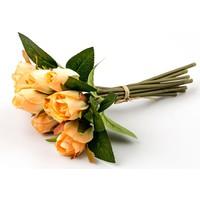 Vitale Yapay Çiçek Sarı Gül Buketi