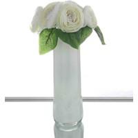 Vitale Yapay Beyaz Düğün Çiçeği Buketi