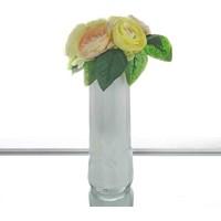 Vitale Yapay Sarı Düğün Çiçeği Buketi