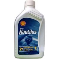 Shell Nautilus 2T - 1 Litre Su ve Deniz Motorları İçin Özel Motor Yağı