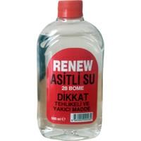 Renew Asitli Su (Akü Asiti) - 500 ml