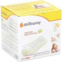 Milkway Fonksiyonel Süt Saklama Poşeti