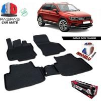 Volkswagen Tiguan 4D Havuzlu Paspas 2016 ve Üzeri A+Plus