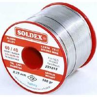 Soldex 0.75mm 500 Gr Lehim Teli