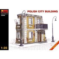 Miniart 1/35 Ölçek Plastik Maket, Polonya Şehir Binası