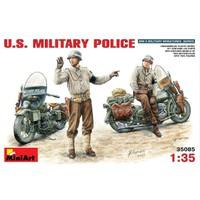 Miniart 1/35 Ölçek Plastik Maket, Abd Askeri Polisi