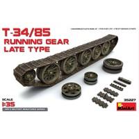 Miniart 1/35 Ölçek Plastik Maket, T-34/85 Yürüyen Aksam, Geç Dönem
