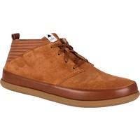 Volta Brown 055İma002 Classic Mid Suede Ayakkabı