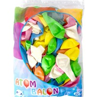 Atom Balon 100 Adet
