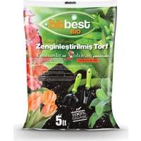 Bitbest Genel Kullanım Perlit Katkılı Torf (Bitki Toprağı) 10 L