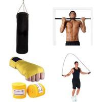 Spor Byfit 4 Parçalı Özel Boks Seti By-Box1