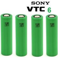 Sony Vtc6 18650 3.7V 3000 Mah Li-İon Şarjlı Pil