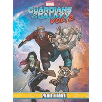 Marvel Guardians Of The GalaxyFilmin Hikâyesi
