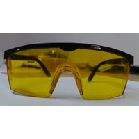 Wildlebend Korumalı Laboratuvar Gözlüğü Sarı
