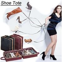 Toptanciniz Ayakkabı Saklama ve Taşıma Hurcu Shoe Tote