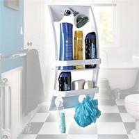 Toptanciniz Çok Amaçlı Banyo Rafı Bathroom Shelf