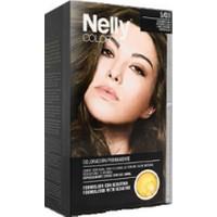 Nelly Color Haır Dye 5/0 Açık Kestane