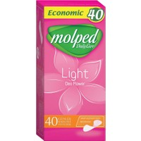Molped Daily Care Günlük Ped 40 Lı (Pembe)
