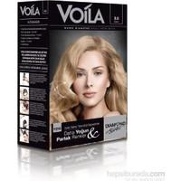 Voila Nano Diamond Krem Saç Boyası Sarı 9,0