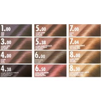 Biopoint Orovivo Elisir Colore Saç Boyası 4.38 Dark Chocolate Brown - Koyu Çikolata Kahve