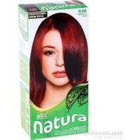 Alix Natura Saç Boyası Kışkırtıcı Kızıl 6,66