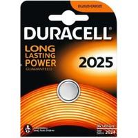 Duracell Cr2025 Lithium 3V Pil 1Li