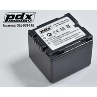 Prodigix Panasonic Cgrdu 14 Kamera Bataryası