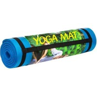 Cosfer 10 Mm-Mavi Silikon Yumuşak Yoga&Pilates Matı