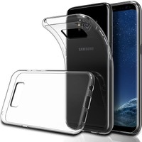CepToys Samsung Galaxy S8 Plus İnce Silikon Kılıf