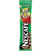 Nescafe 3 Ü 1 Arada Fındık Aromalı 48'Li Paket