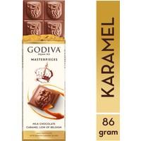 Godiva Masterpieces Karamel Tablet 86 gr