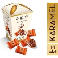 Godiva Masterpieces Karamel Paylaşımlık Kutu 119 gr