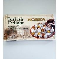 Koska Antep Fıstıklı Lokum / Turkish Delight With Pistachio
