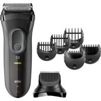 Braun 3 Serisi Tıraş ve Şekillendirme Makinesi 3000 BT